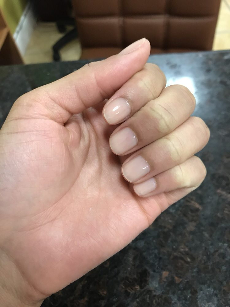 Basic Manicure Nail Care Routine: Basic Manicure, My Nails Feel Super Refreshed!