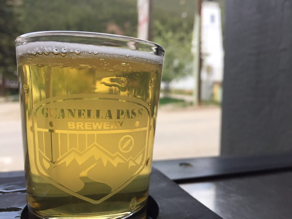 Guanella Pass Brewing Company: 501 Rose St, Georgetown, CO