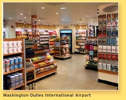 Stellar News & Gifts: Washington Dulles International Airport, Dulles, VA