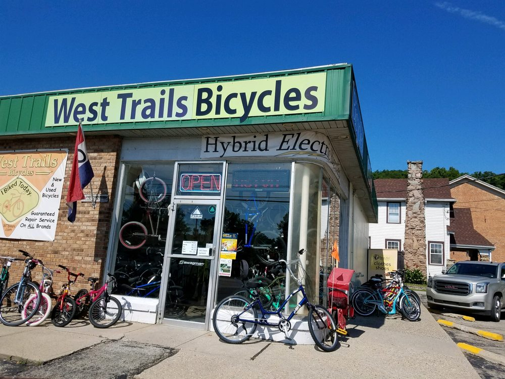 West Trails Bicycles: 8007 Harrison Ave, Miamitown, OH