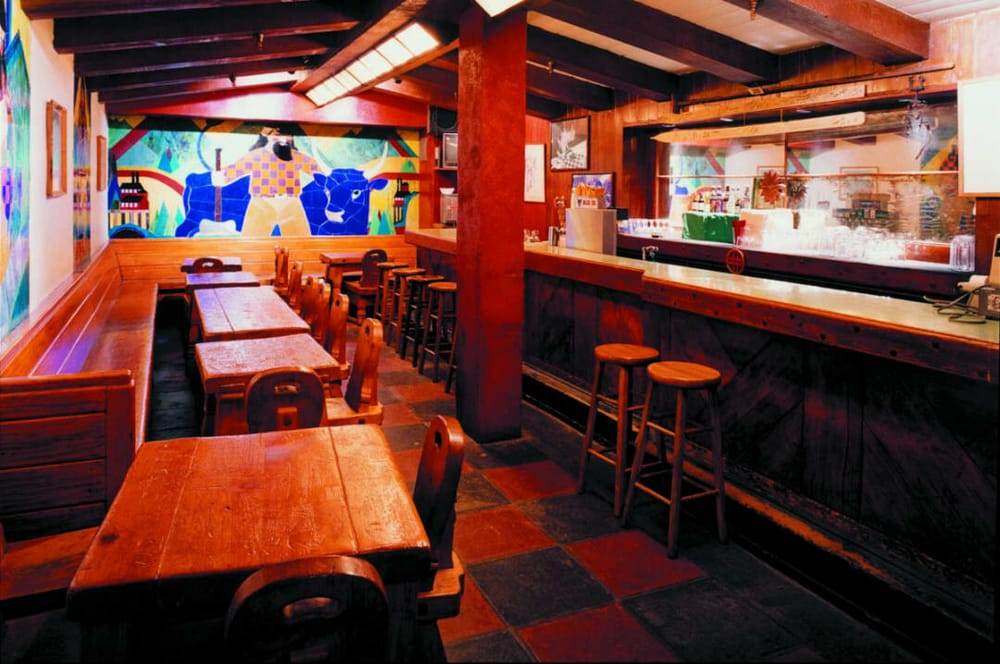 Photo Of Blue Ox Bar Timberline Lodge Or United States S