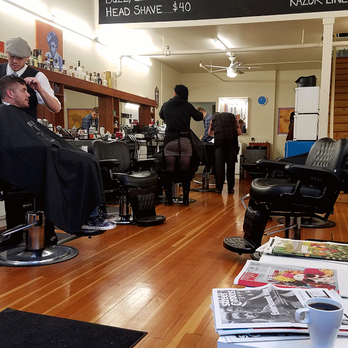 ... Barbers - 205 SW 9th Ave, Downtown, Portland, OR, United States
