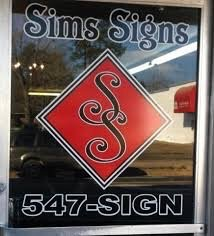 Sims Signs: 109 N Waukesha St, Bonifay, FL