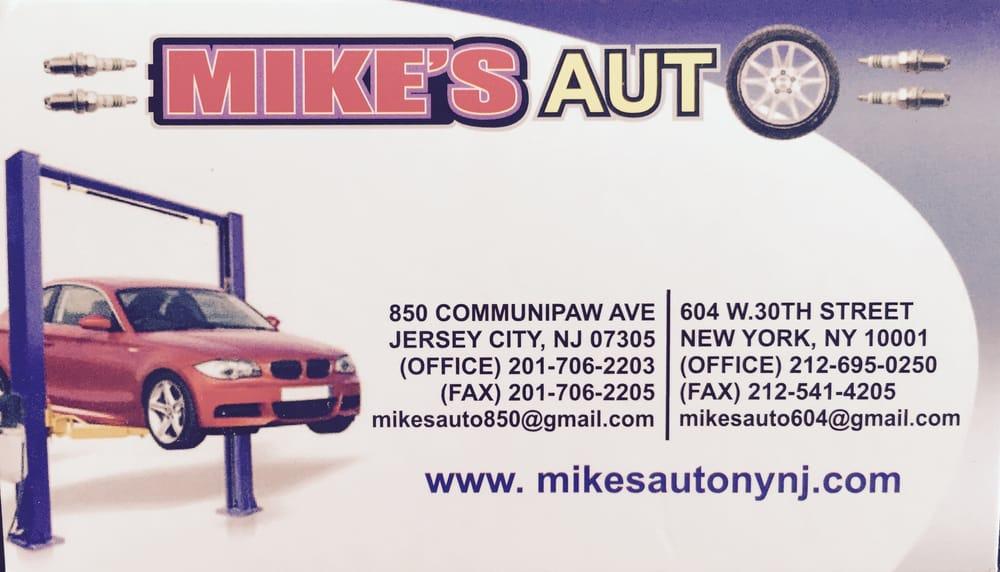 Mikes Auto NJ