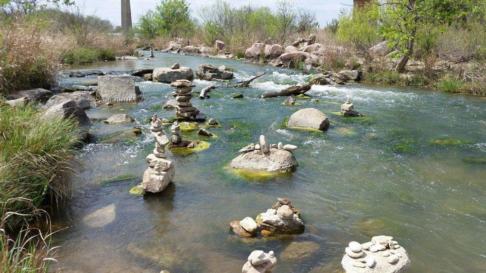 Grenwelge Park: 199 E Haynie St, Llano, TX