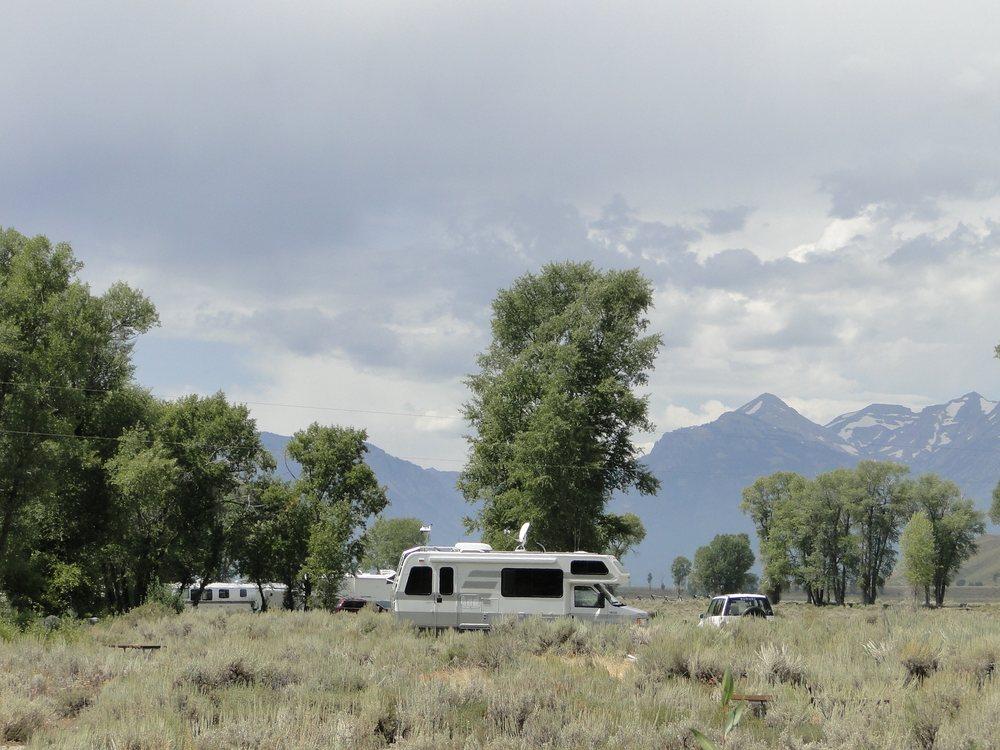 Gros Ventre Campground: 100 Gros Ventre Campground Rd, Kelly, WY