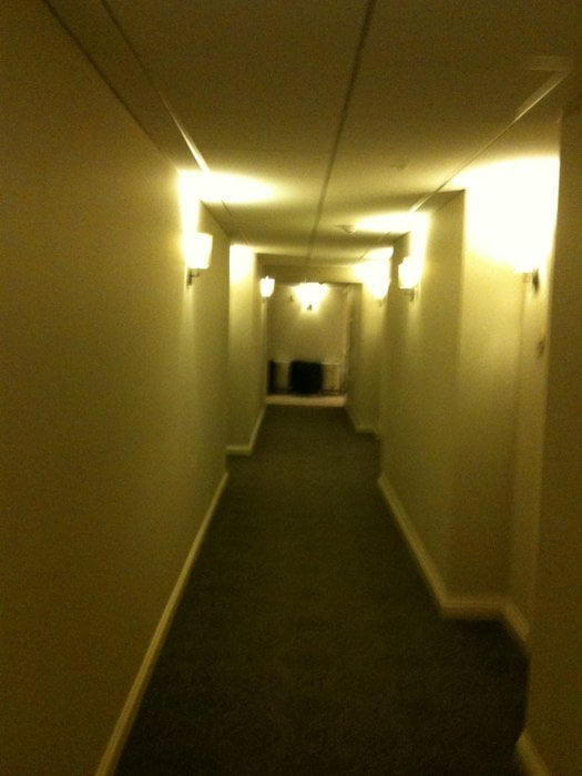 Haunted Rooms At The Hotel Galvez