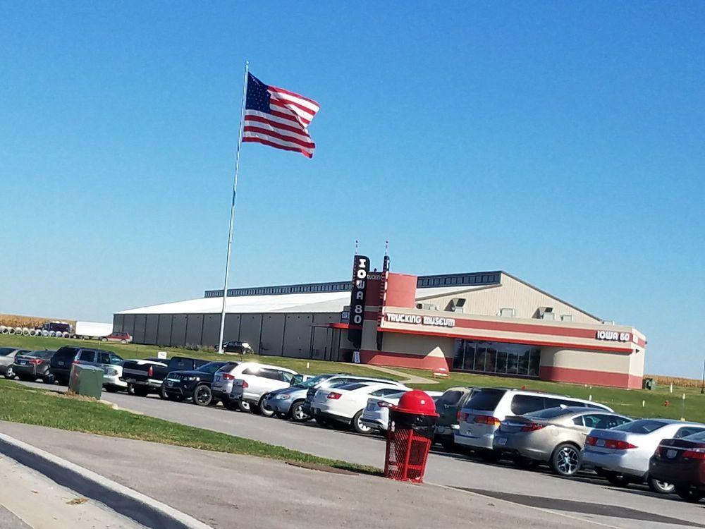 Iowa 80 Trucking Museum: 505 Sterling Dr, Walcott, IA