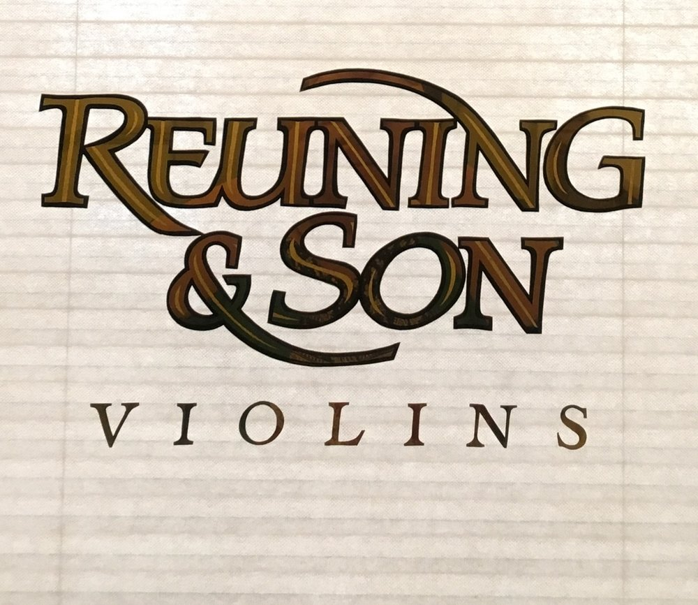 Reuning & Son Violins: 419 Boylston St, Boston, MA