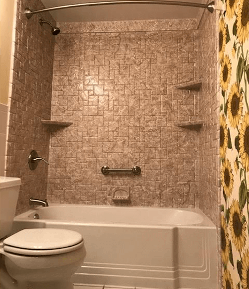 Tub/shower remodel - Yelp
