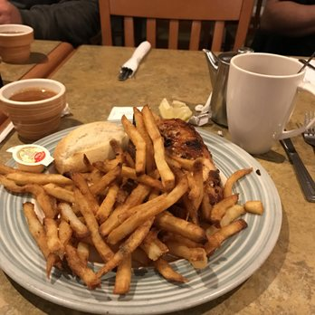 Photo of Swiss Chalet Rotisserie & Grill - Victoria, BC, Canada. Quarter  Chicken
