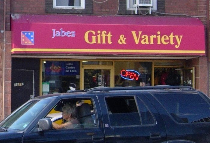 Jabez Gift & Variety