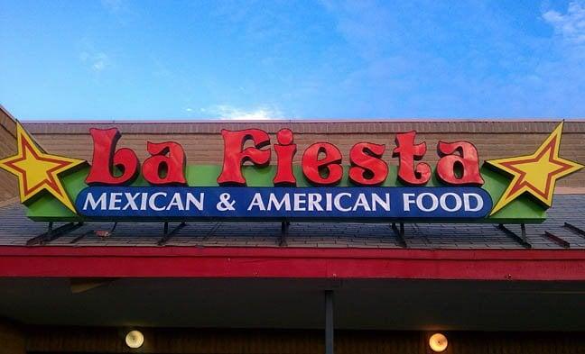 La Fiesta Cafe: 820 Hwy 491, Gallup, NM