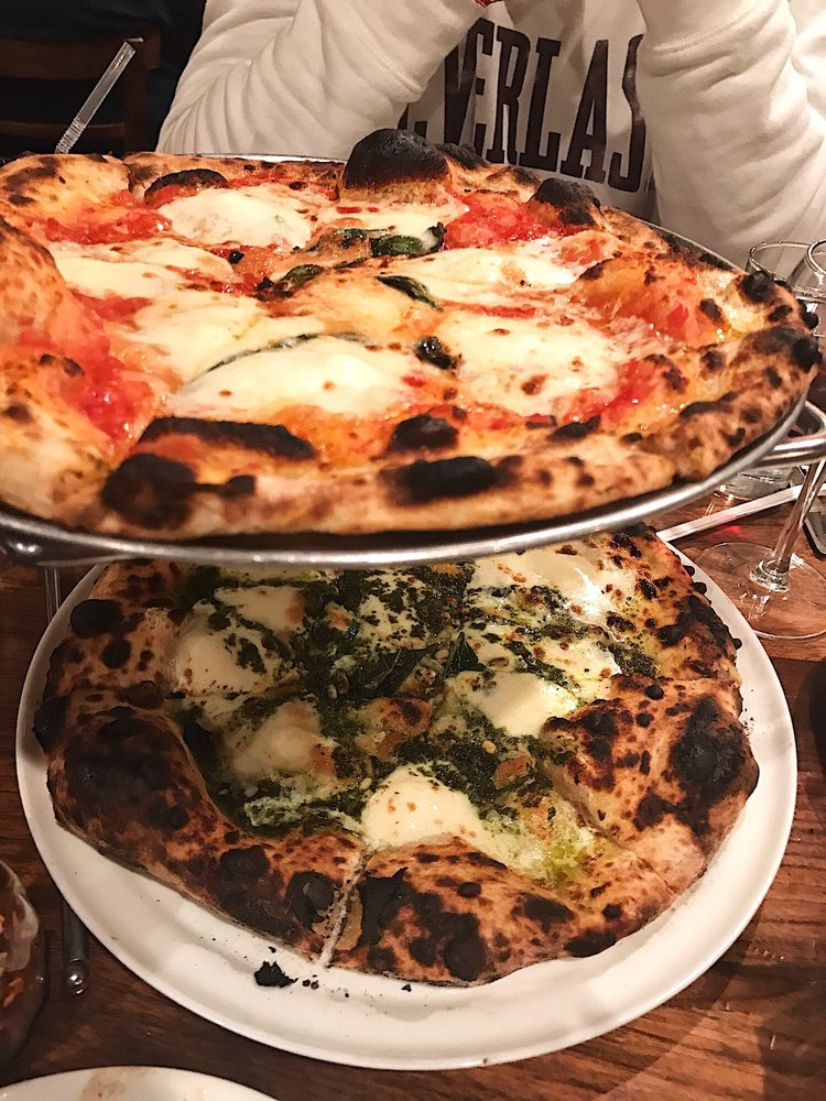 Dough Artisan Pizzeria: 437 Bloomfield Ave, Caldwell, NJ
