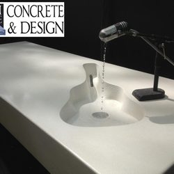 Infistone Concrete Design 10 Photos Countertop