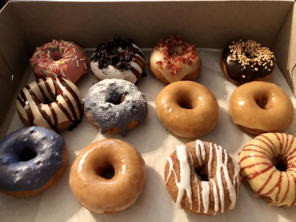 Donut Envy: 1102 N Main St, North Canton, OH