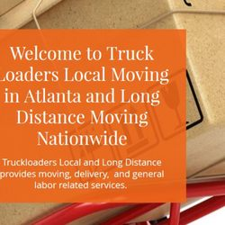 Truck Loaders Local And Long Distance Movers Atlanta GA - Distance to atlanta georgia