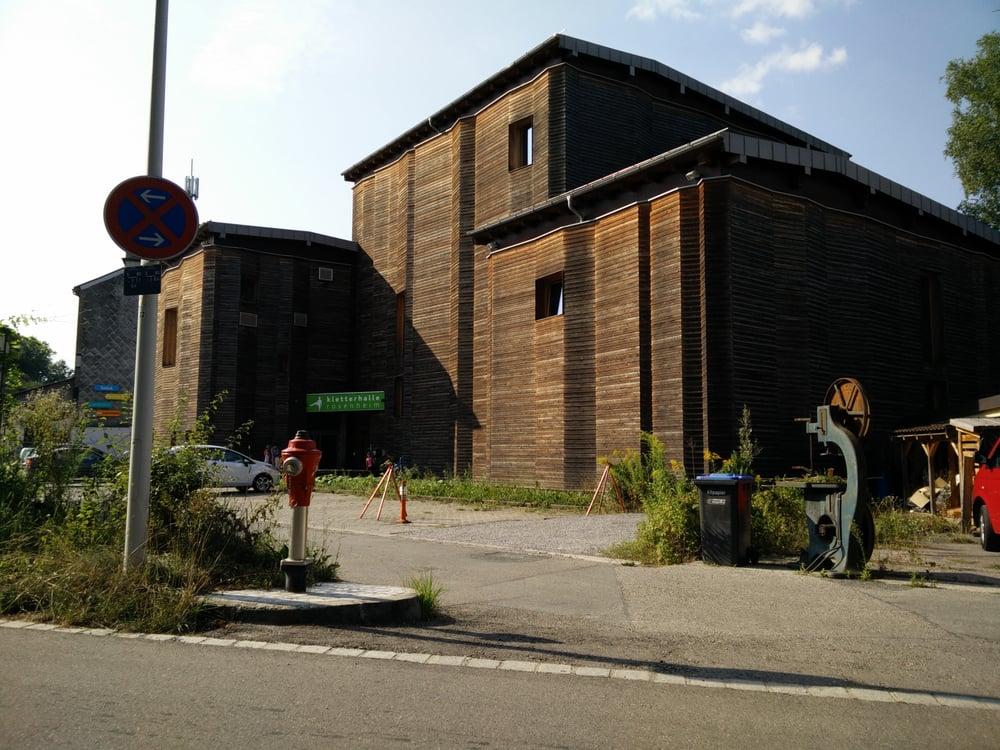 Kletterausrüstung Bielefeld : Kletterhalle rosenheim climbing finsterwalderstr. 4