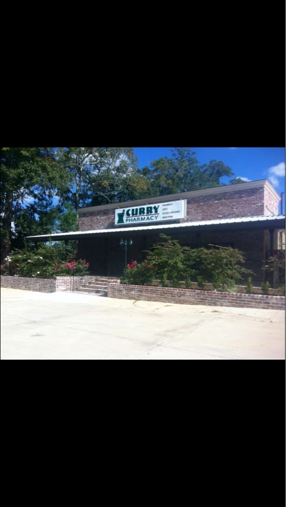 Curry Pharmacy: 10463 Plank Rd, Clinton, LA