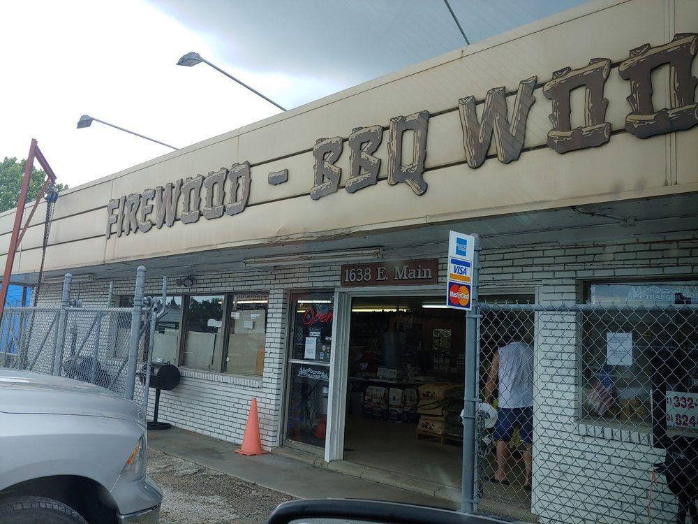 Terry Muehr Firewood: 1638 E Main St, League City, TX