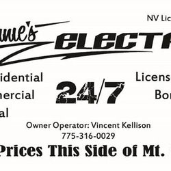 Photo Of Fernley Electrician Vinnies Electric Nv United States 24