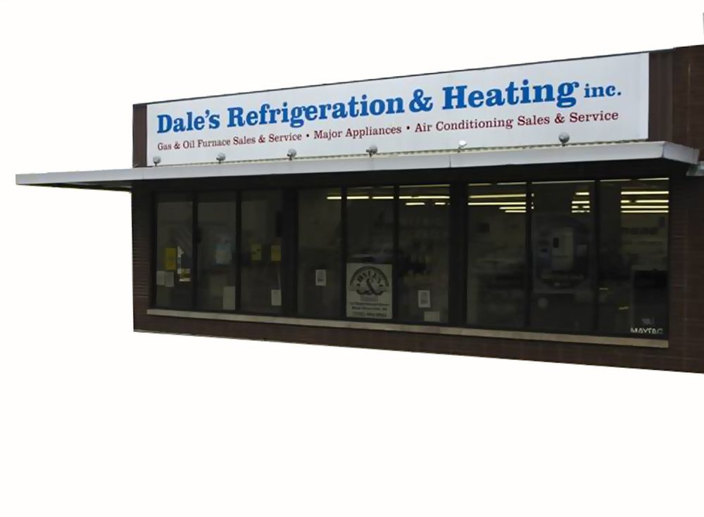 Dale's Refrigeration & Heating: 25 N 2nd St, Black River Falls, WI