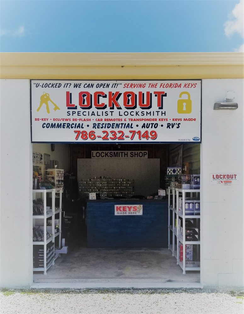 Lockout Specialist Locksmith: 103530 Overseas Hwy, Key Largo, FL