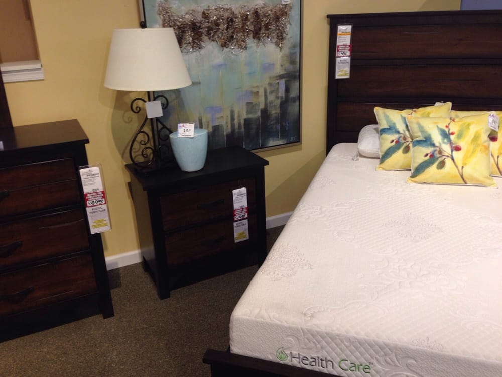 Conway bed set yelp for All american furniture warehouse