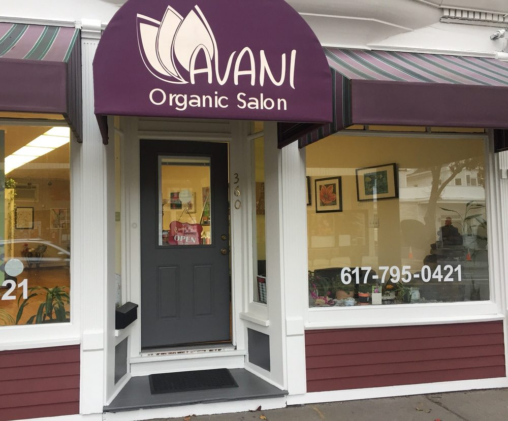 Avani Organic Salon: 360 Watertown St, Newton, MA