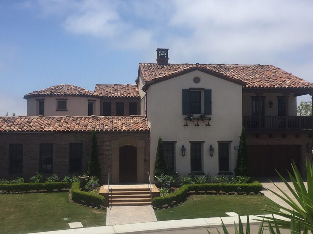 Two Piece Clay Tile Roof Yelp