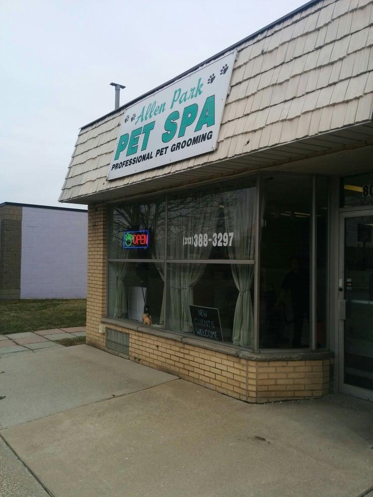 Allen Park Pet Spa: 8039 Allen Rd, Allen Park, MI