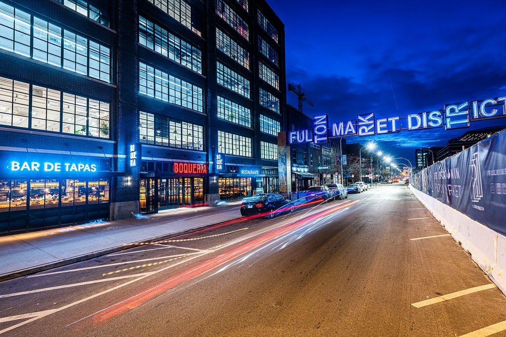 Boqueria Fulton Market: 807 W Fulton Market, Chicago, IL