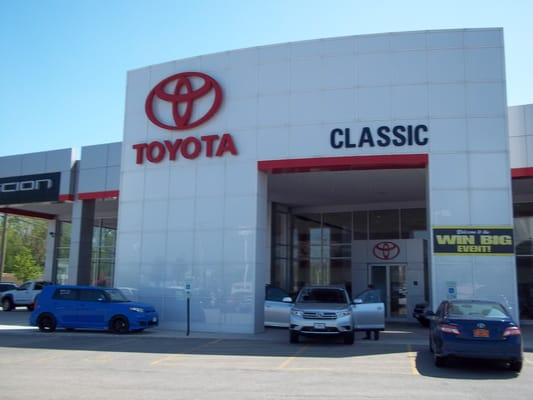 classic toyota car dealers waukegan il reviews photos yelp. Black Bedroom Furniture Sets. Home Design Ideas