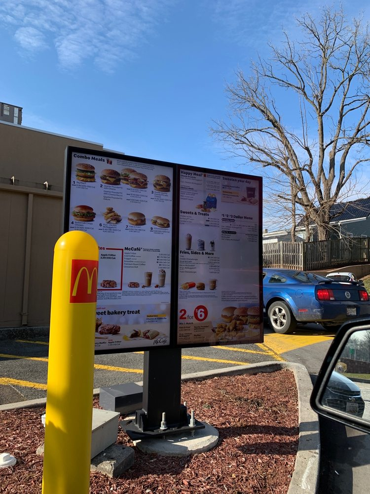 McDonald's: 12820 Clear Spring Rd, Clear Spring, MD