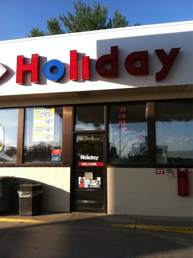 Holiday Station Store: Highway 7 & Hwy 12, Ortonville, MN