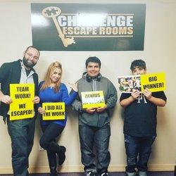 Challenge Escape Rooms 13 Photos Amp 38 Reviews Escape