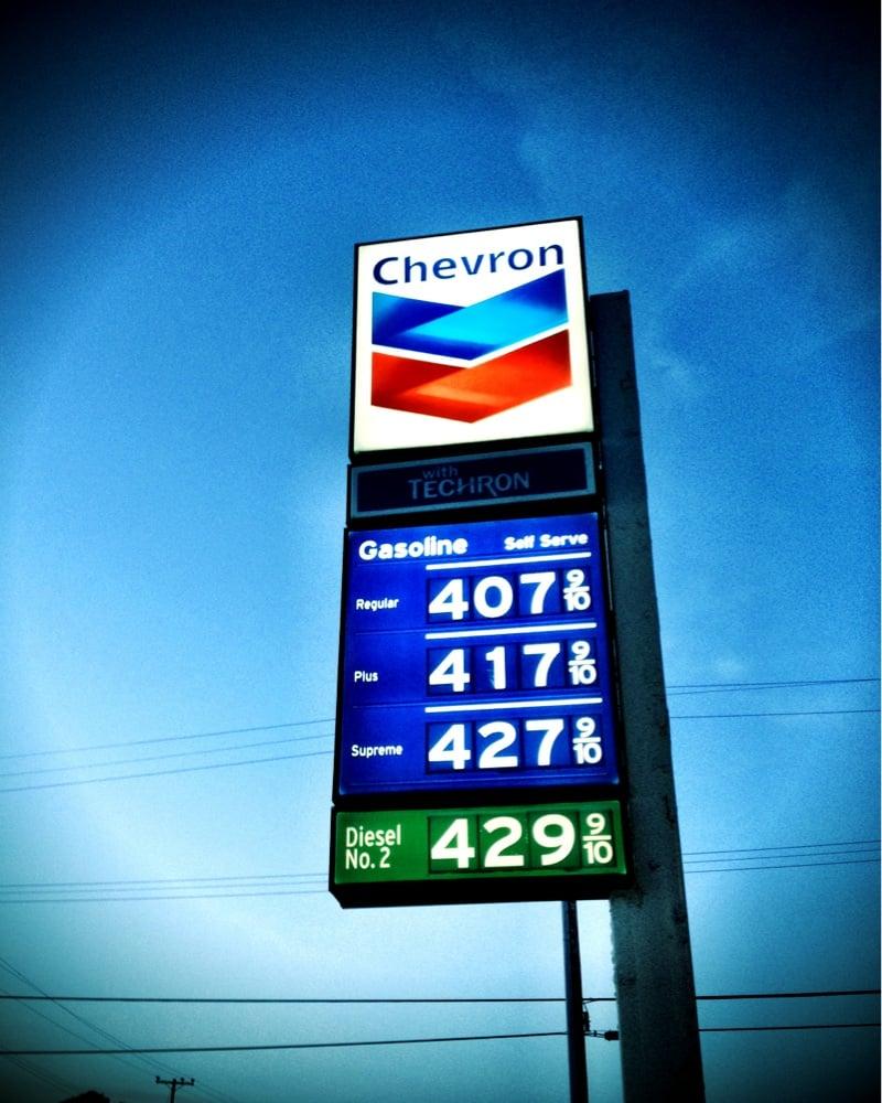 Gasoline Station Near Me >> Pacifica Chevron - 14 Reviews - Gas Stations - 100 Milagra ...