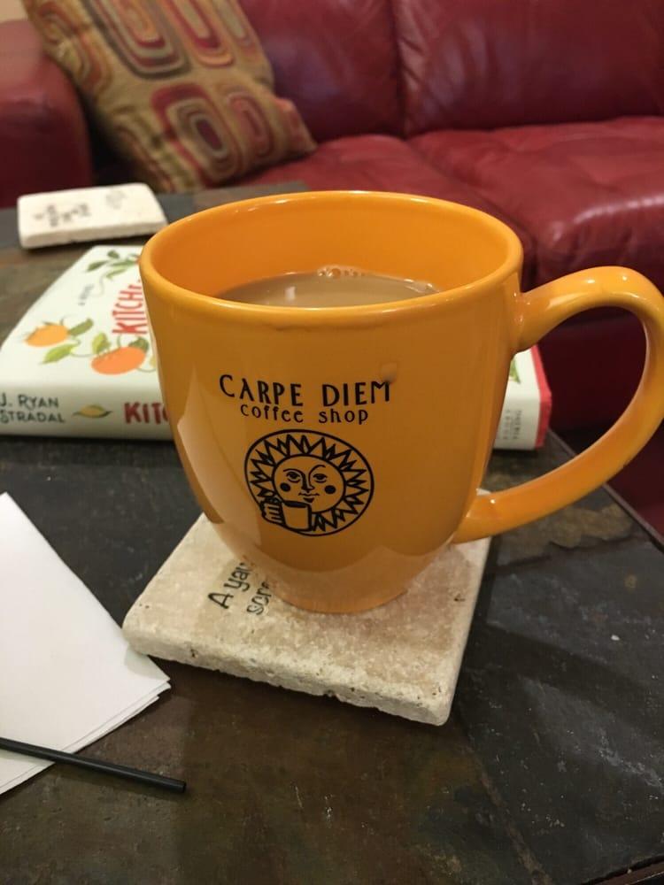 Carpe Diem Coffee Shop: 215 Market Ave N, Canton, OH