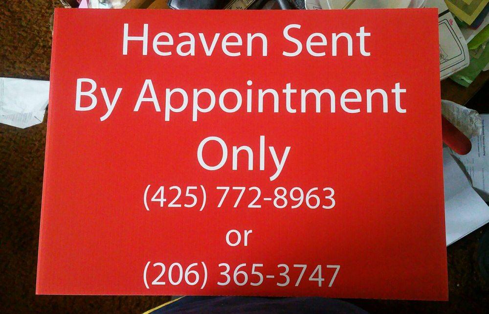 Heaven Sent: 21031 49th Ave W, Lynnwood, WA