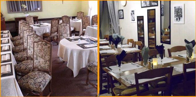 Photo of Le Saint Pierre de Carrouges - Carrouges, Loiret, France. deux salles - deux ambiances
