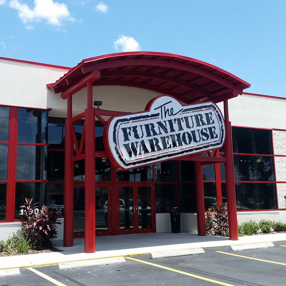 The furniture warehouse furniture stores 1100 w cortez for Furniture stores in the states