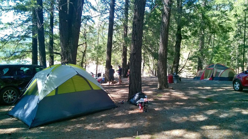 Ruth Lake Rec Campground: 12200 Mad River Rd, Mad River, CA