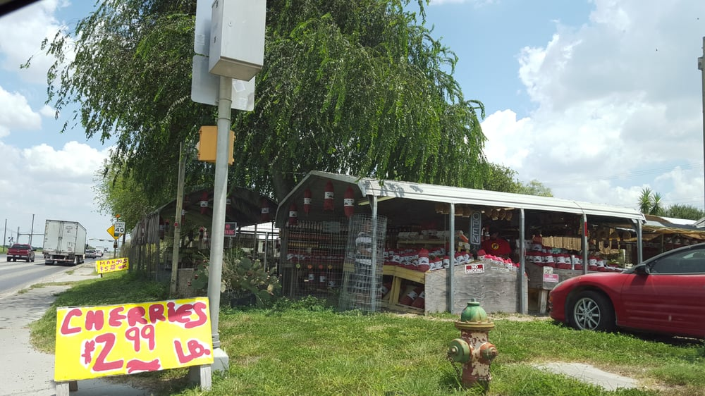 Driscoll Fruit Stand: Hwy 77 And E Ave C, Robstown, TX