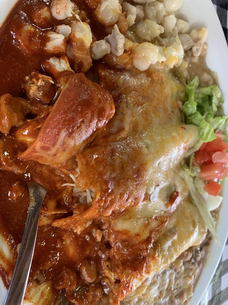 Pecos Canyon Cafe: 232 Glorieta Hwy, Pecos, NM