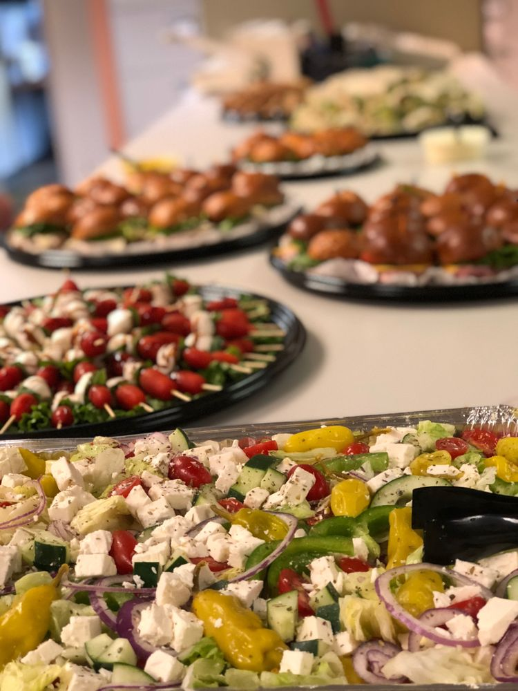 Palace Grill Catering Shop: 1408 W Madison St, Chicago, IL