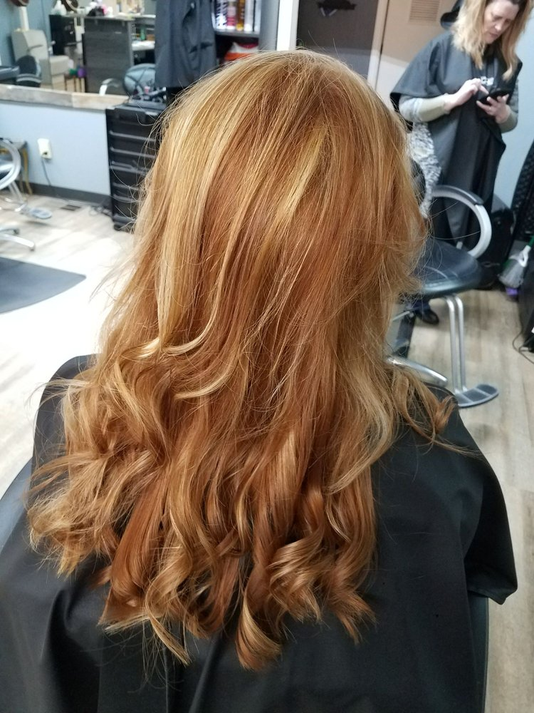 Gorgeous Natural Red Hair Enhanced With Soft Gentle Highlights Yelp