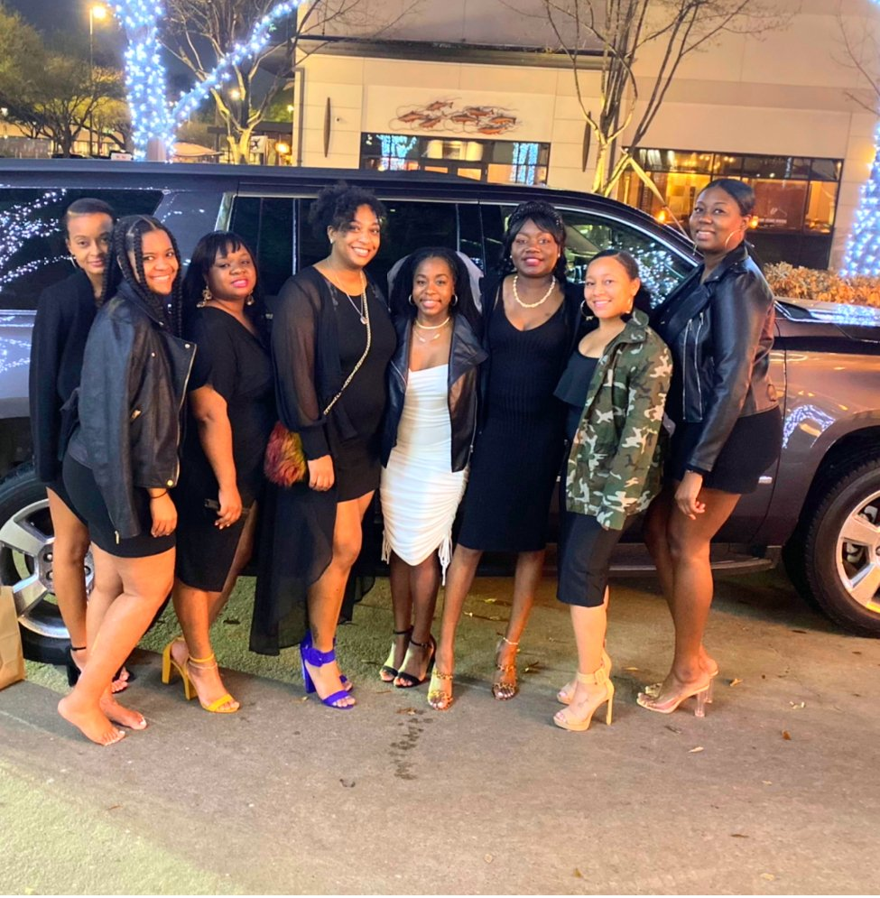Bernard's Luxury Transportation: Houston, TX