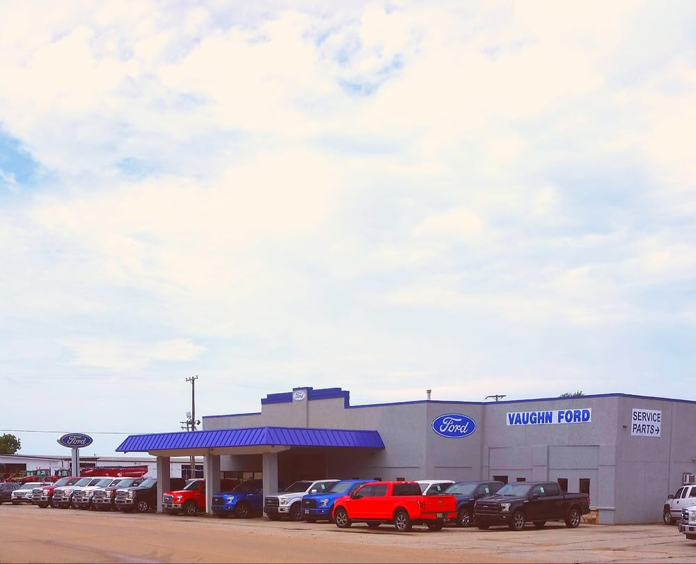 Eugene Vaughn Ford Sales: 106 Hwy 63 W, Marked Tree, AR