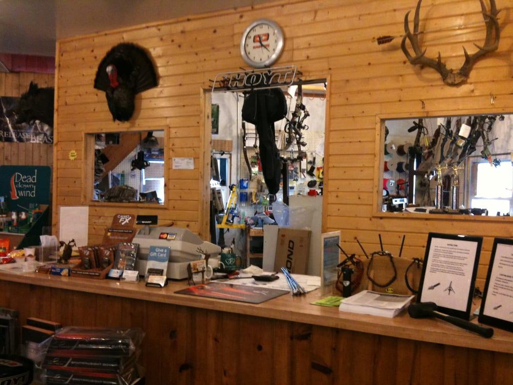 Borkholder Archery: 72945 Cr 17, Milford, IN
