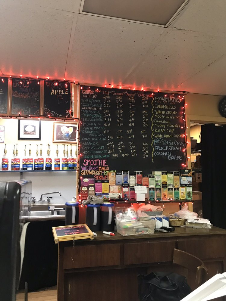 Muddy Cup: 569 Lincoln Ave, Pittsburgh, PA